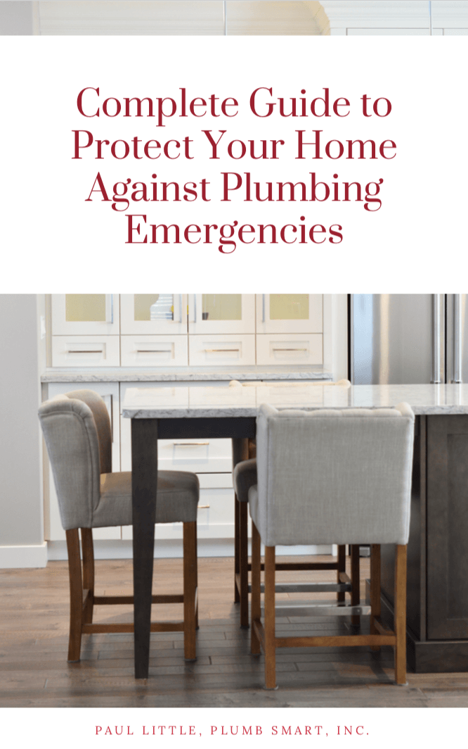 Plumbing Emergencies eBook